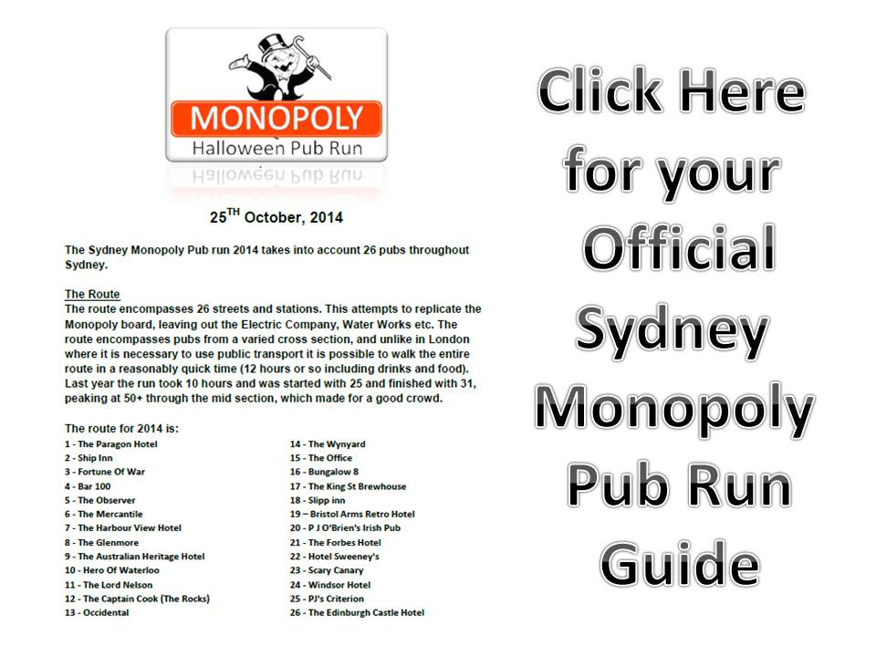 Click here pub run guide